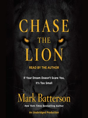 the circle maker mark batterson pdf