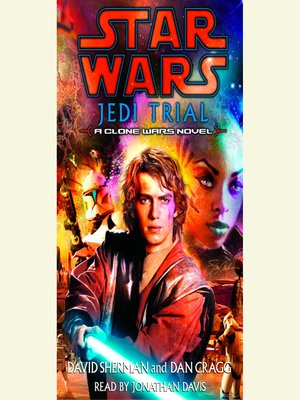 cover image of Jedi Trial
