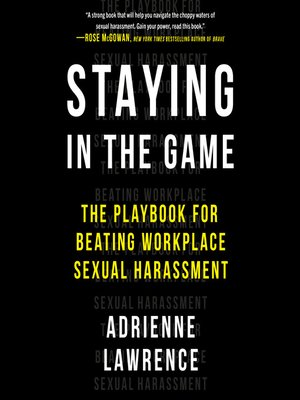 cover image of Staying in the Game