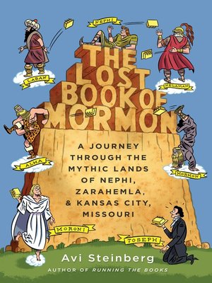 cover image of The Lost Book of Mormon