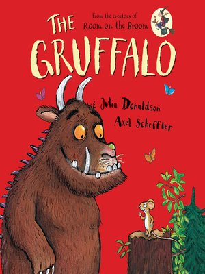 cover image of The Gruffalo