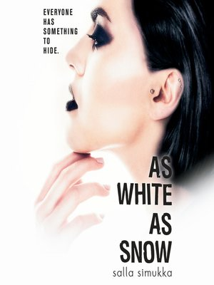 cover image of As White As Snow
