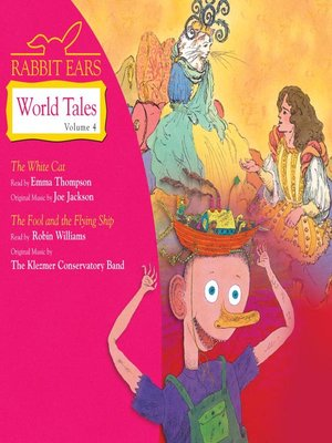 cover image of Rabbit Ears World Tales, Volume 4