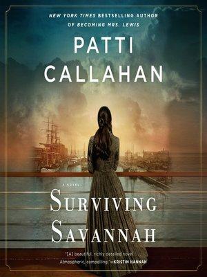 cover image of Surviving Savannah
