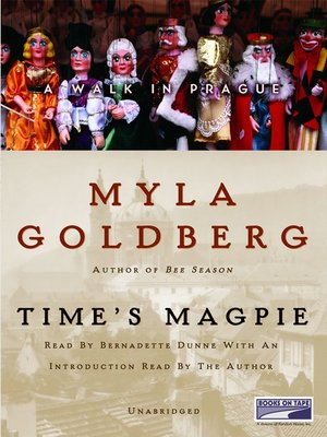 cover image of Time's Magpie