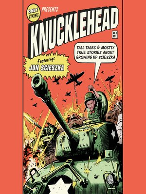 cover image of Knucklehead