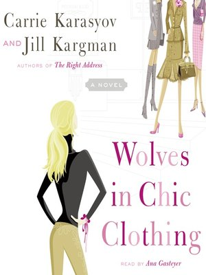 cover image of Wolves in Chic Clothing