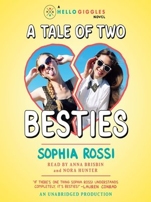 cover image of A Tale of Two Besties