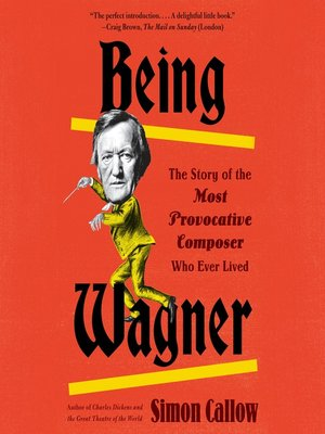 cover image of Being Wagner