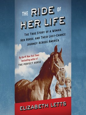 cover image of The Ride of Her Life