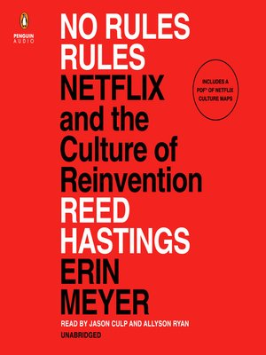 cover image of No Rules Rules