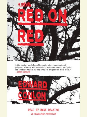 cover image of Red on Red