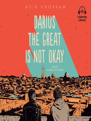 cover image of Darius the Great Is Not Okay