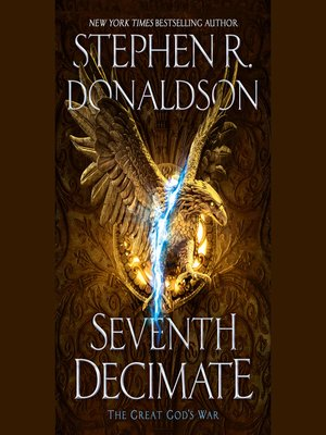 cover image of Seventh Decimate