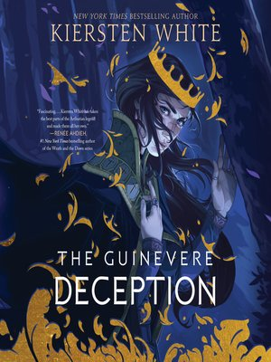 cover image of The Guinevere Deception