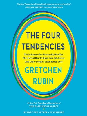 cover image of The Four Tendencies