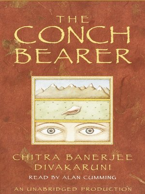 cover image of The Conch Bearer