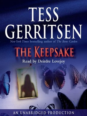 cover image of The Keepsake