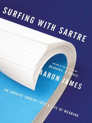 cover image of Surfing with Sartre