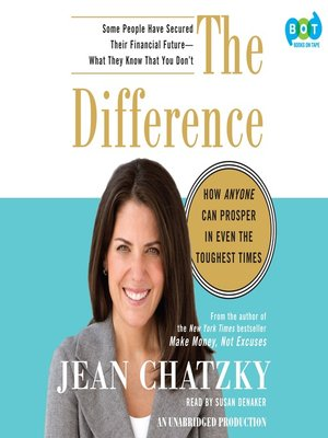 cover image of The Difference