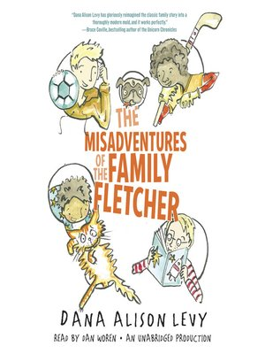 cover image of The Misadventures of the Family Fletcher