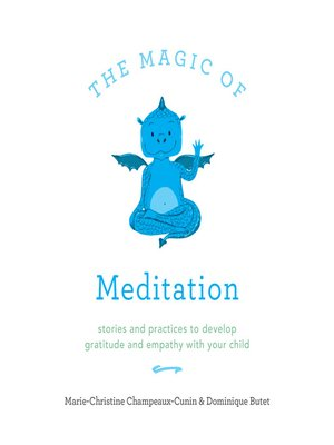 cover image of The Magic of Meditation