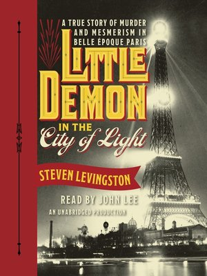 cover image of Little Demon in the City of Light