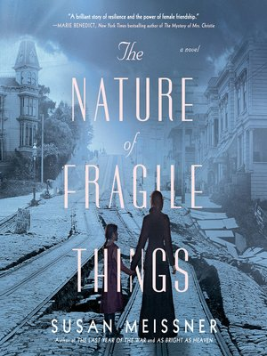 cover image of The Nature of Fragile Things