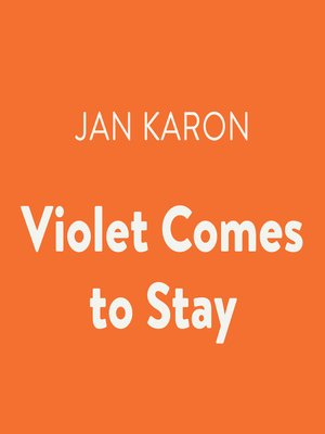 cover image of Violet Comes to Stay