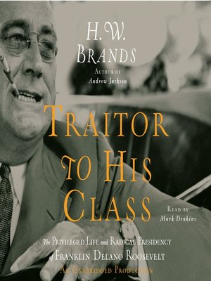 cover image of Traitor to His Class