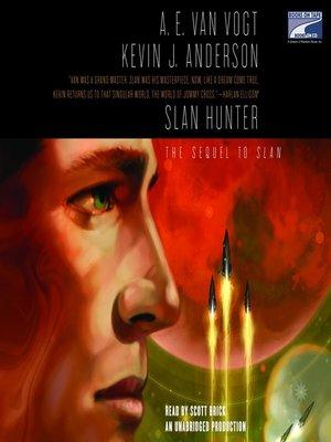 cover image of Slan Hunter