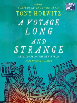 cover image of A Voyage Long and Strange