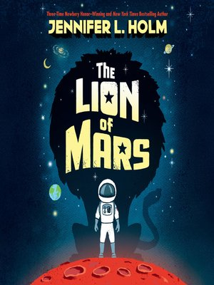 cover image of The Lion of Mars