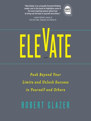cover image of Elevate
