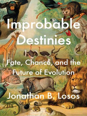 cover image of Improbable Destinies