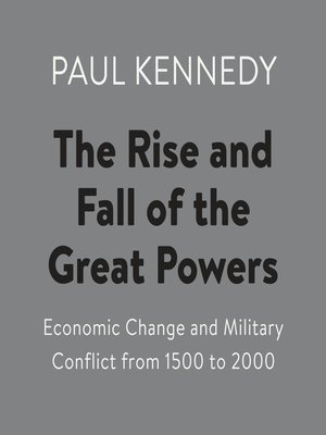 cover image of The Rise and Fall of the Great Powers