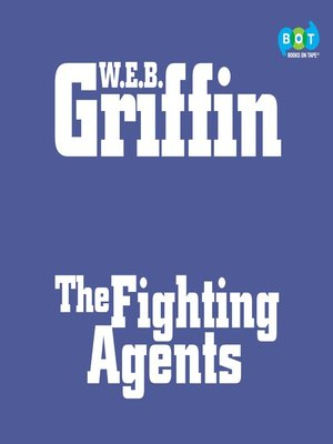 cover image of The Fighting Agents
