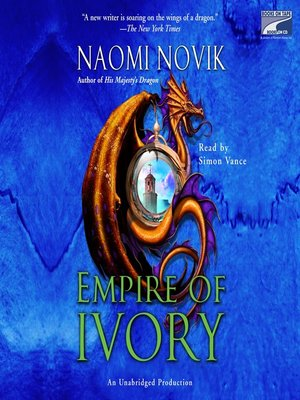 cover image of Empire of Ivory