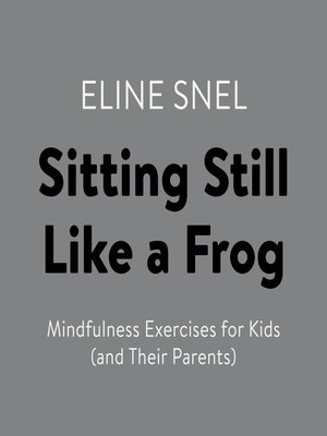 cover image of Sitting Still Like a Frog