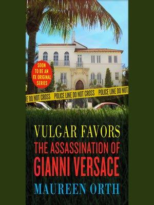 cover image of Vulgar Favors
