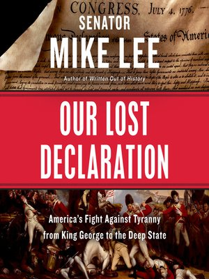 cover image of Our Lost Declaration