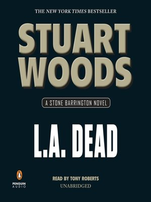 cover image of L. A. Dead