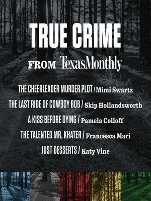 cover image of True Crime from Texas Monthly