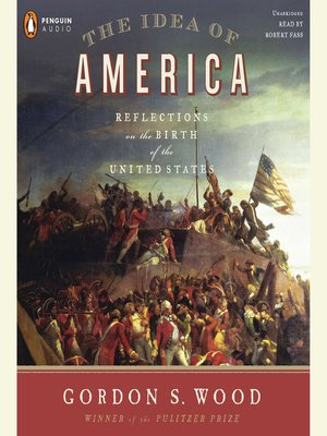 cover image of The Idea of America