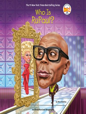 cover image of Who is RuPaul?