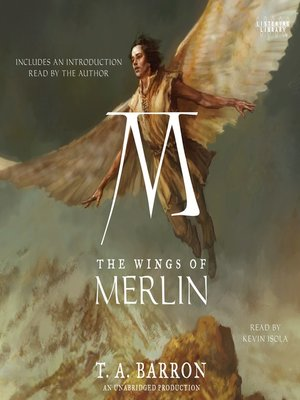 cover image of The Wings of Merlin