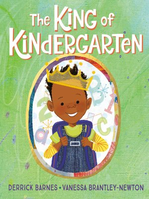 cover image of The King of Kindergarten