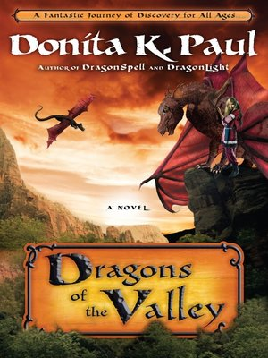 cover image of Dragons of the Valley