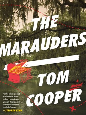 cover image of The Marauders
