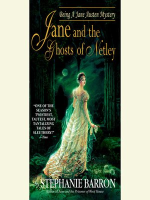 cover image of Jane and the Ghosts of Netley